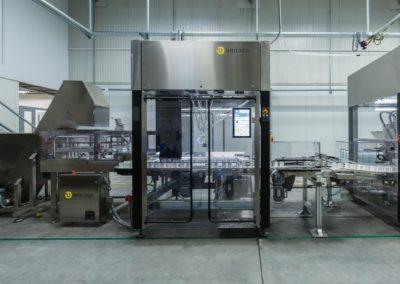 Unilogo Robotics - Futureproof 60 - bottle sorter