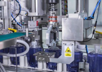 Unilogo Robotics - capping machine - 1