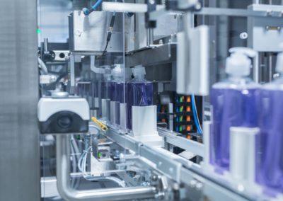 Unilogo Robotics - capping machine - 3