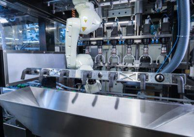 Unilogo Robotics - complete filling line - 3