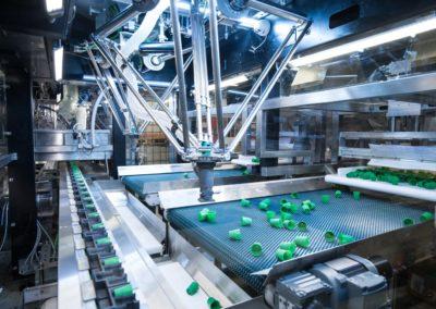 Unilogo Robotics - complete filling line - 4