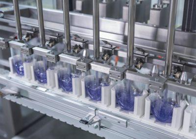 Unilogo Robotics - filling line - 2