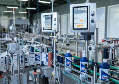Unilogo Robotics - labelling machine - 1