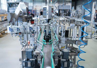 Unilogo Robotics - labelling machine - 3