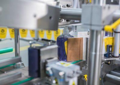 Unilogo Robotics - labelling machine - 5